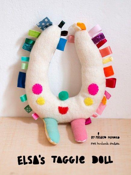 Super fun handmade baby shower gift!