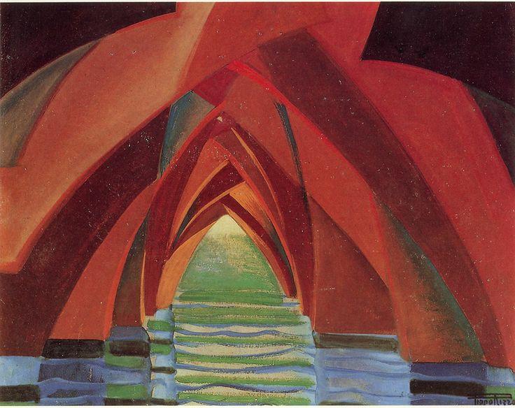 grotta marina, 1928