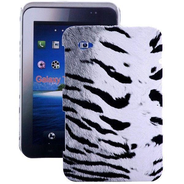 Zebra (Design2) Samsung Galaxy Tab P1000 Deksel