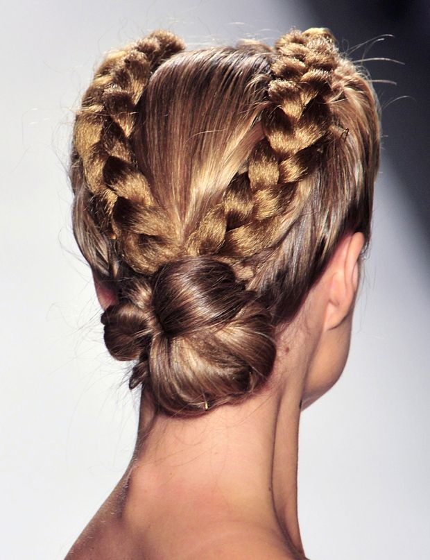cool braided hair styles 20 coiffures de mariage pour 2014 tresses 9014