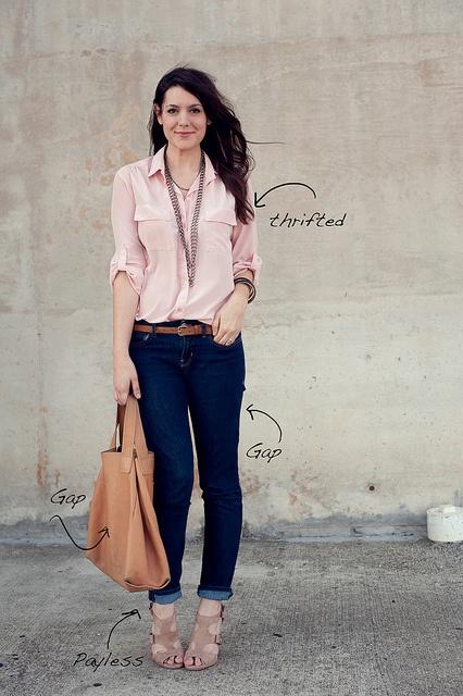 Best 25  Pink blouses ideas on Pinterest | Cute blouses, Dusty ...