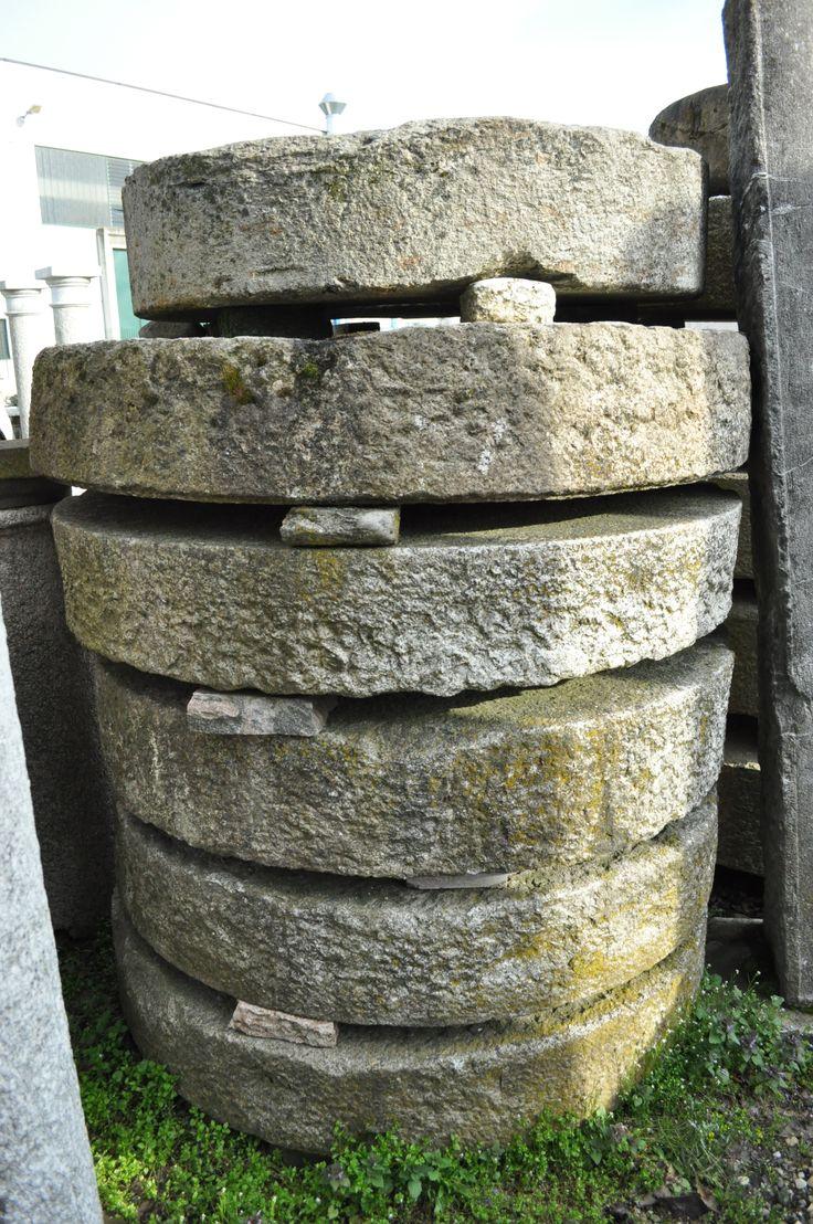 macine in pietra antiche | Antichi Di Recupero | Colonne Antiche Scale In Marmo…