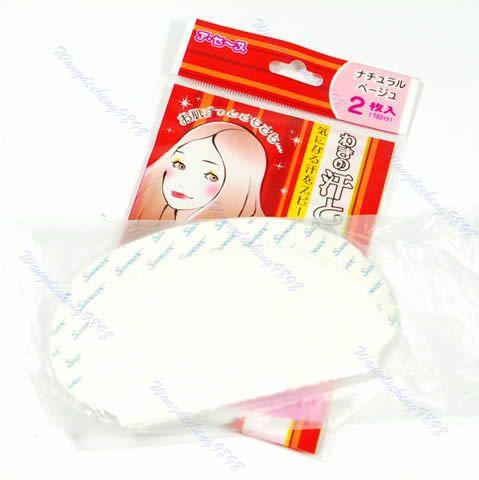 20 Pack/Lot Sweat Remous Antisudorifique Aisselle Patches Souple