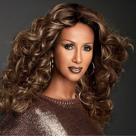 iman gorgeous locks collection couture curly wig stuff