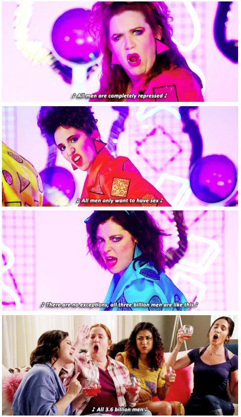"""Valencia's face in this screen shot is priceless!Crazy Ex-Girlfriend on Twitter: """"https://t.co/oNK6lqMqVf"""""""