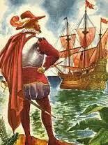 03 – El 13 de febrero de 1502, Ovando  partió de España con 32 embarcaciones, siendo la flota de embarcaciones más grande con destino hacia el continente americano.