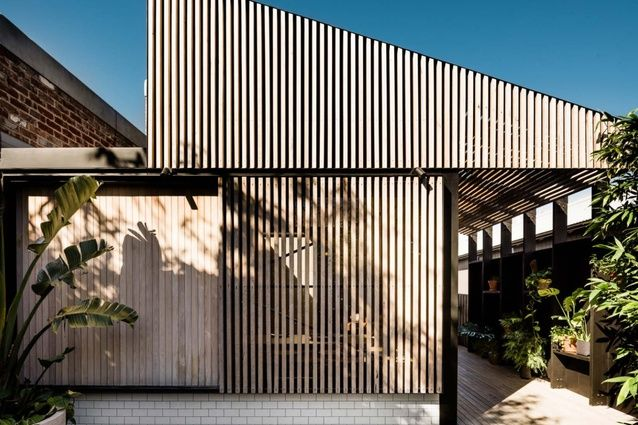 A small, young Melbourne-based practice has swept the 2017 Architeam awards, taking home three awards.