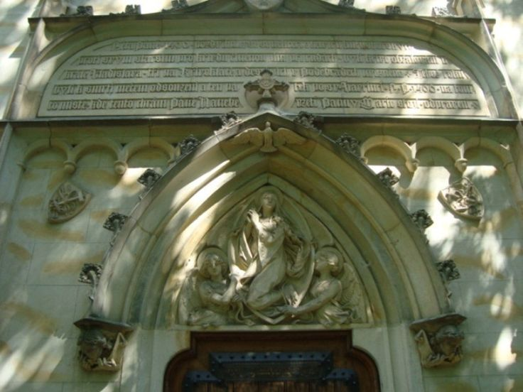 havířský kostelík poděbrady