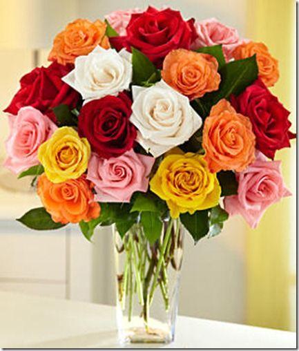 fotos de ramos flores | de Ramos de Flores para el Día de San Valentín | Fotos de Ramos de ...