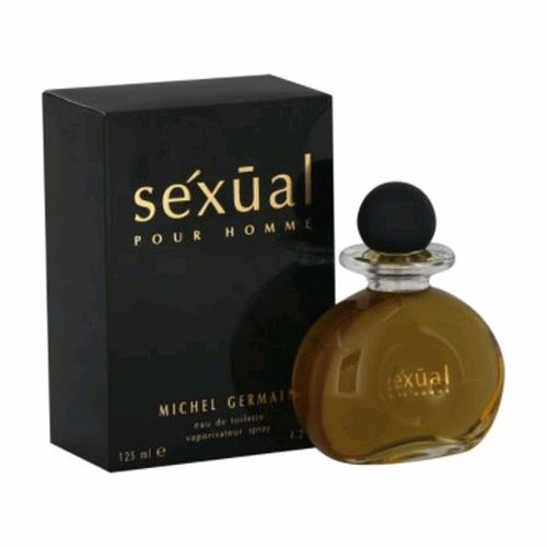 Sexual by Michel Germain, 4.2 oz Eau De Toilette Spray for men