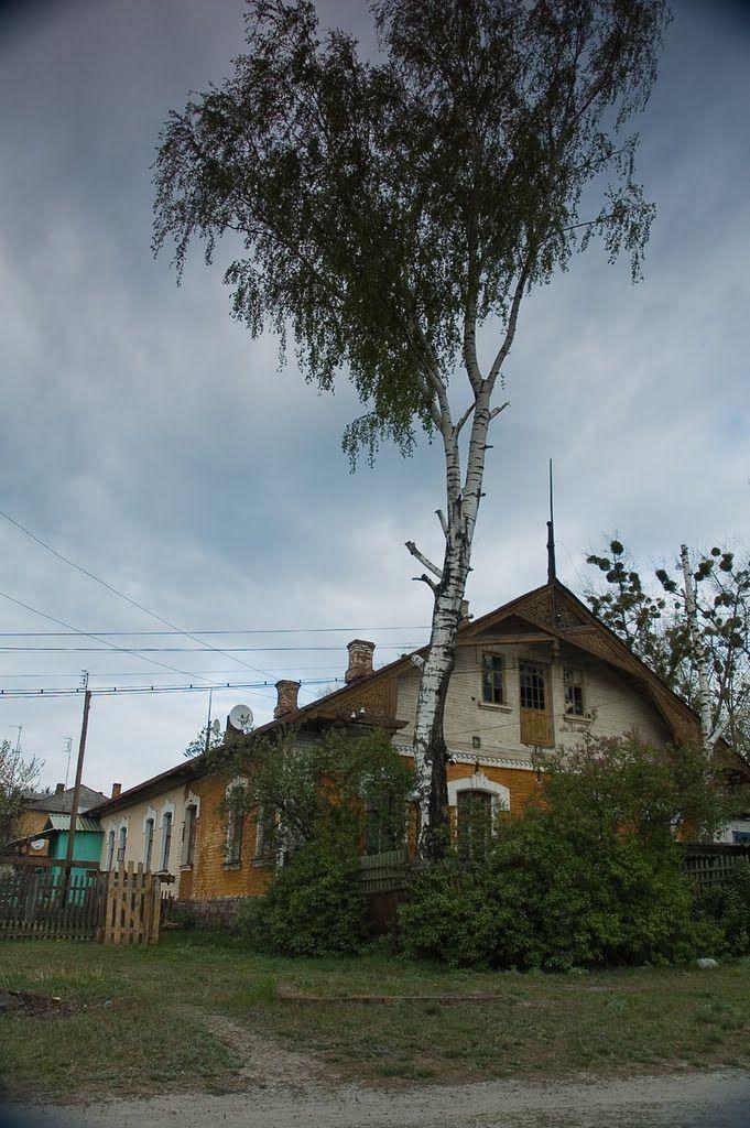Натальевка. Старые постройки. 2  Фото Кирилл Борцов