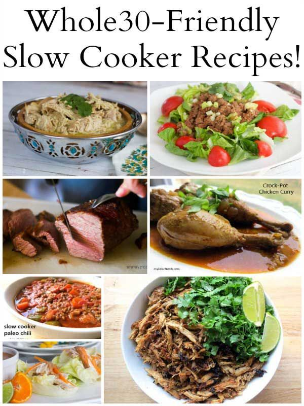 Whole30-Friendly Slow Cooker Recipes