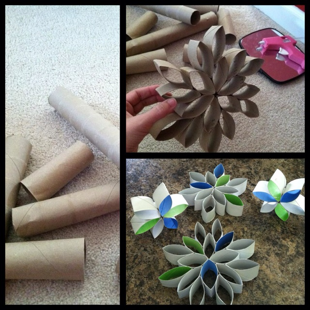 Paper Towel Rolls Crafts: 42 Best Images About Paper Roll Craft On Pinterest