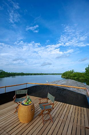 Boat House Yathra by Jetwing in Bentota Sri Lanka