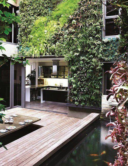 90 mejores im genes sobre jard n huerta verticales y for Pinterest jardines verticales