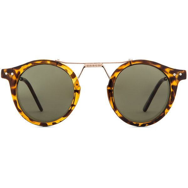 Spitfire PR 52 ($59) ❤ liked on Polyvore featuring accessories, eyewear, sunglasses, spitfire sunglasses and spitfire glasses