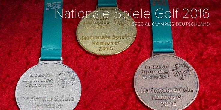 National Games 2016 - Golf