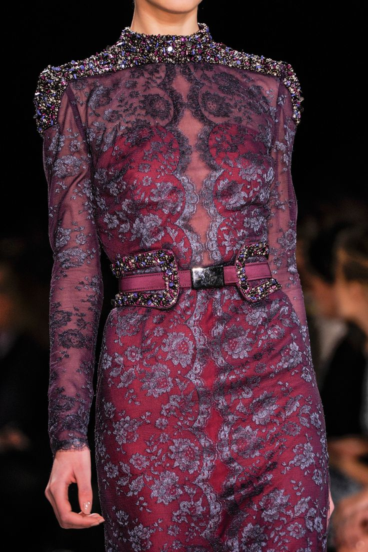 Carolina Herrera Fall 2013 RTW - Review - Fashion Week - Runway, Fashion Shows and Collections - Vogue