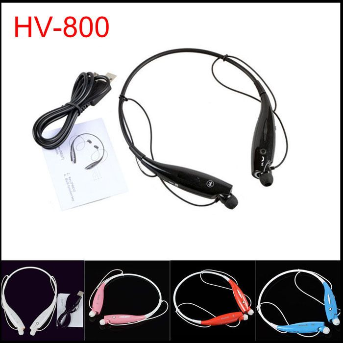 Newest Wireless Bluetooth Headset HV800 neck halter style type headset Bluetooth headset with earphone for Samsung iPhone xiaomi #Affiliate