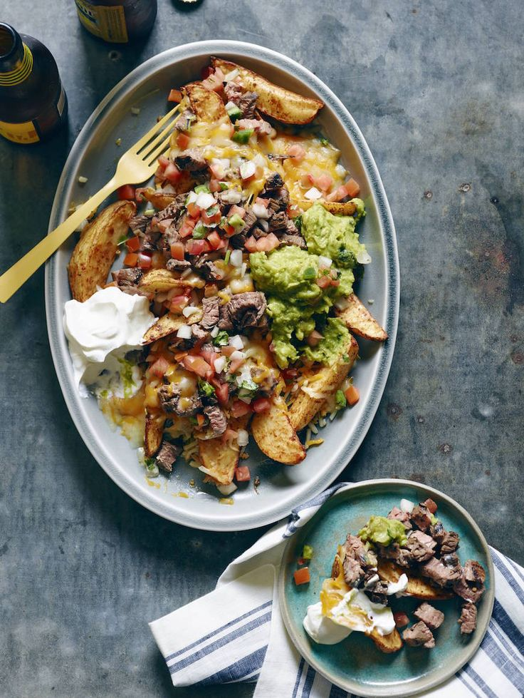 bracelet from fall ultimate the     whatsgabycookin  nz meal  id www whatsgabycooking com Nacho Fries Carne silver Asada