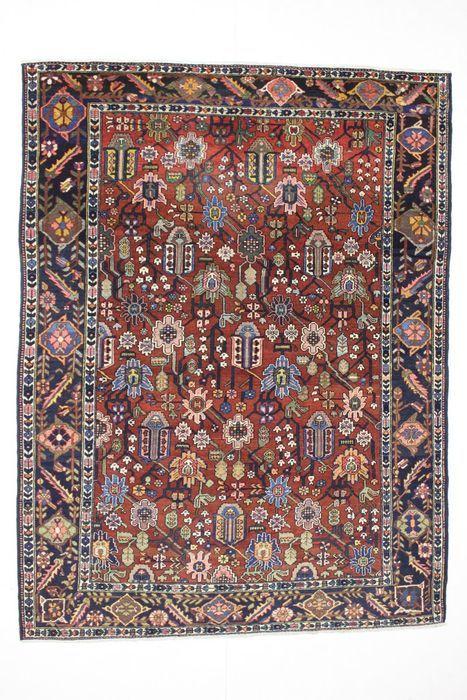 Maison de ventes aux enchères en ligne Catawiki: Magnifique tapis BAKHTIAR, collectible, Iran, ancien