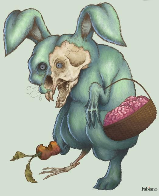 129 best easter all zombie easter images on pinterest plants vs have a happy zombie easter negle Image collections