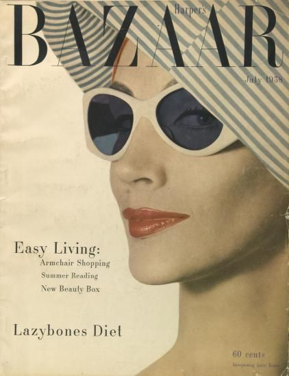 History of Graphic Design: Field Journal 7: Harper's Bazaar Legendary Designer Alexey Brodovitch