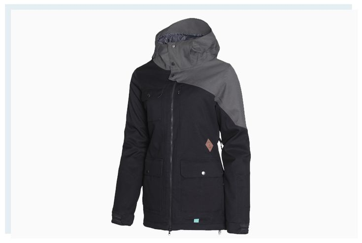Volcom - Women's Gauge Insulated Jacket 2014 2015 Review | HEADTURNERS: Best Snowboard Jackets of 2014/2015