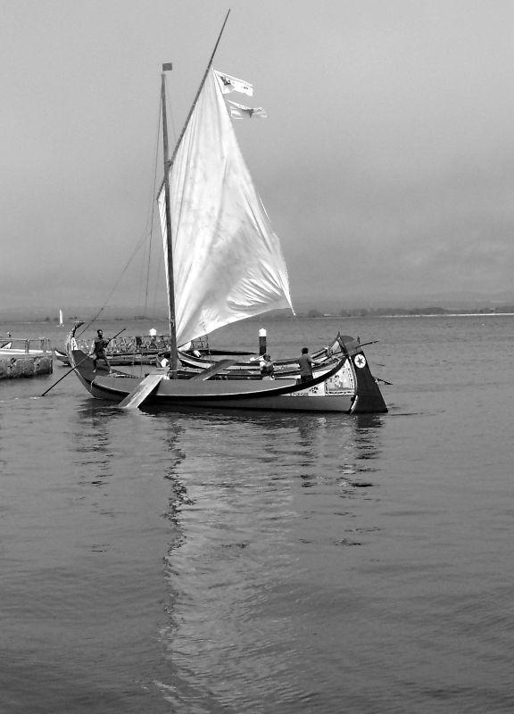 Moliceiro Boat - Torreira, Aveiro