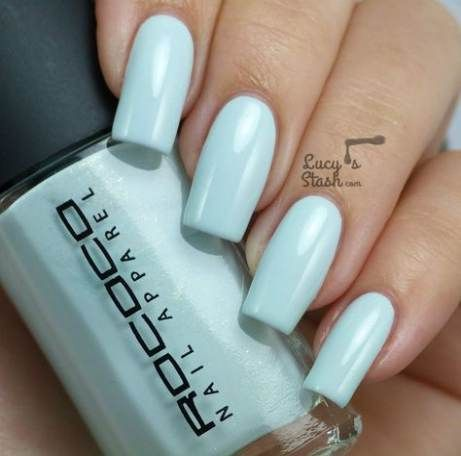 Nails Acryl Pastell Blue 65 Super Ideas nagelde + # Acryl #blue #classpintag #explore #hrefe …