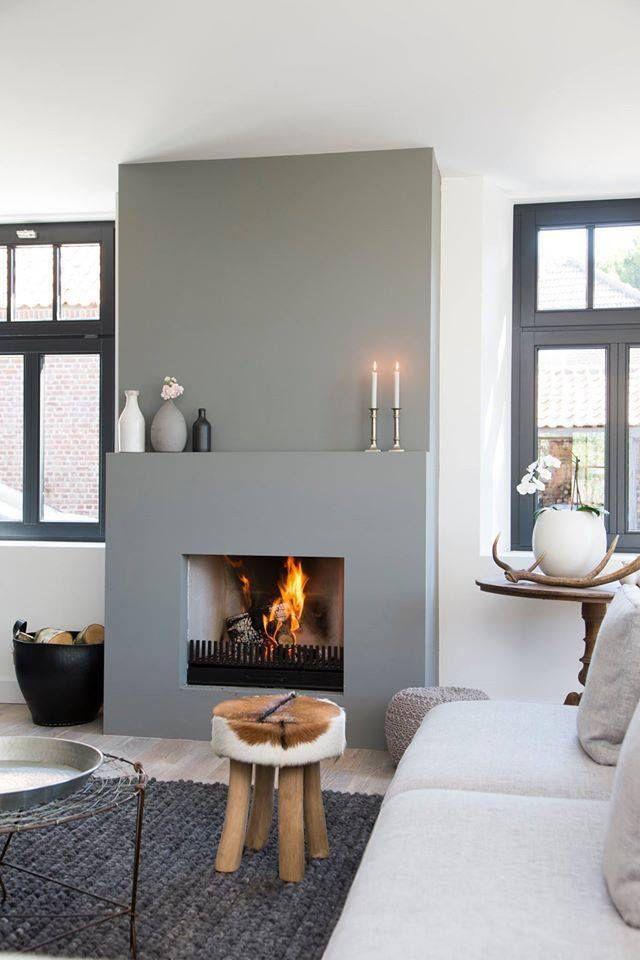 157 Best Cheminée En Béton. Concrete Fire Place Images On