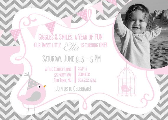 The 25 best 1st birthday invitation wording ideas – First Birthday Sayings for Invitations