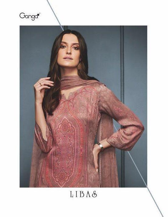 0cc08ed9c8 Buy Ganga Libas Suit | Ganga | Suits series, Suits, Pakistani salwar ...