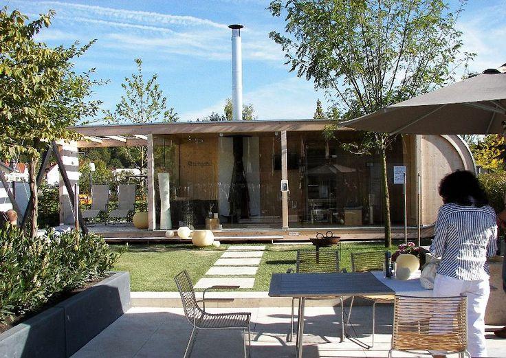 25+ Best Ideas About Gartenhaus Holz On Pinterest | Balkonfenster ... Blockbohlenhaus Im Garten Funktional Ausenbereich