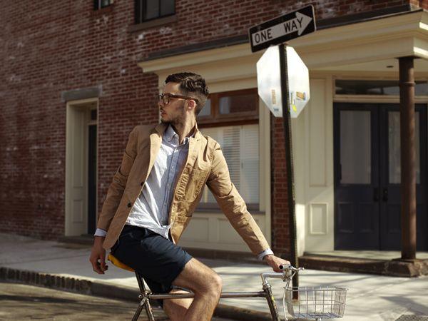 UNIS menswear- love this combination.: Men Clothing, Male Portraits, Bike Riding, Bike Fashion, Men Style, Street Style, Men Fashion, Cycling Chic, Summer Swag