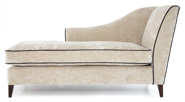 Cologne Chaise Longue - the Sofa & Chair Company
