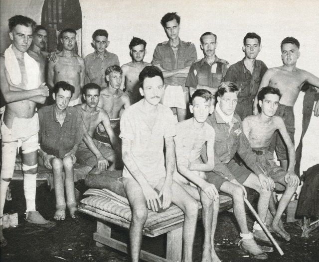 Prisoners of War of the Japanese 1939-1945