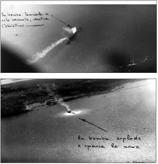 Identifying the air attacks of 1941: Luftwaffe and Regia Aeronautica hit hard shipping in Greece