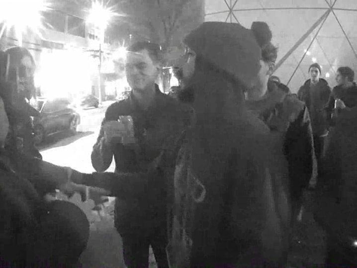Shia LaBeouf Arrest Won't Affect 'He Will Not Divide Us' Exhibit, For Now