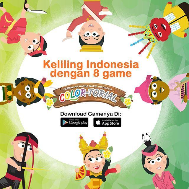 Yuk, main COLORtorial! Selain kamu bisa keliling Indonesia lewat 8 seri gamenya, @emcopaint akan rutin bikin kuis COLORtorial berhadiah menarik. Download sekarang di Google Store: http://bit.ly/COLORtorialSeries | App Store: http://bit.ly/COLORtorial. 😀  #EMCOLUX #COLORtorial #catkayubesi #warna #ngecat #surabaya #jakarta #depok #tangerang #bogor #bekasi #bandung #bali #banyuwangi #denpasar #jember #jogja #semarang #solo #kediri #mataram #nusatenggara #lombok #purwokerto #padang #makassar…