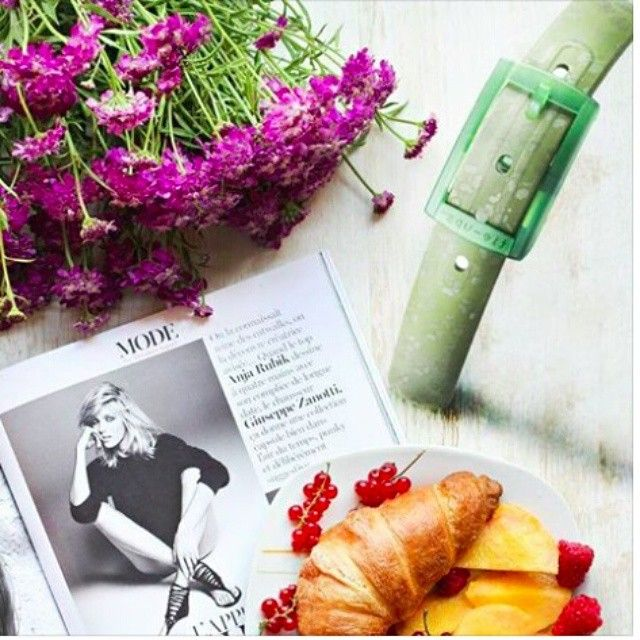 Relaxed good morning session Breakfast, you fashion mag and your Belt. See more of our Tie-Ups Collection: www.tie-ups.it  #TieUps #belts #flowers #fashionmag #magazine #belt #breakfast #relax #morning #croissants #food #instafood #foodies #ilovefood #igers #vibes #Instagood #fashion #instafashion #style #shopping #ecommerce #stylish #look #outfit