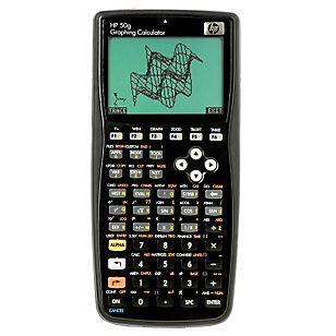 Hewlett Packard Calculadora HP-50G