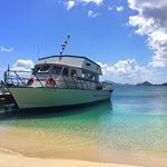 Travel by private ferry to Caneel Bay Resort. Visit Caneelbay.com to book!