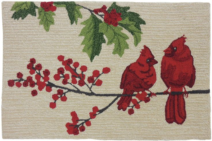 Christmas Accent Rugs
