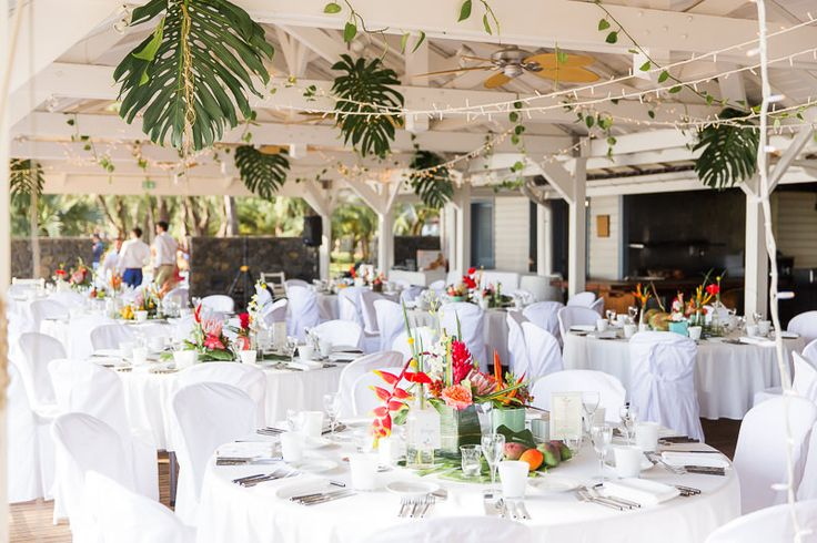 Lux - Ile de la Réunion - Photographe - Mariage - Fanny Tiara - Il était une fleur - décoration mariage tropicale