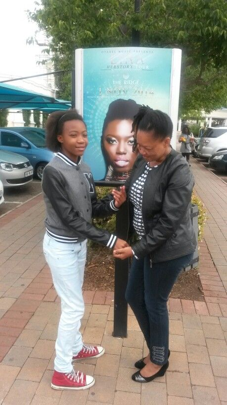 Me and Nomzamo