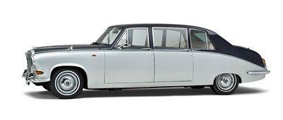 Daimler DS420 Limousine, Straver Mobility uit Gouda