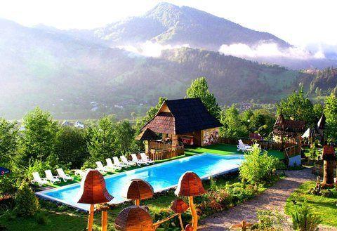 Лучшие места для летнего отдыха в Карпатах
