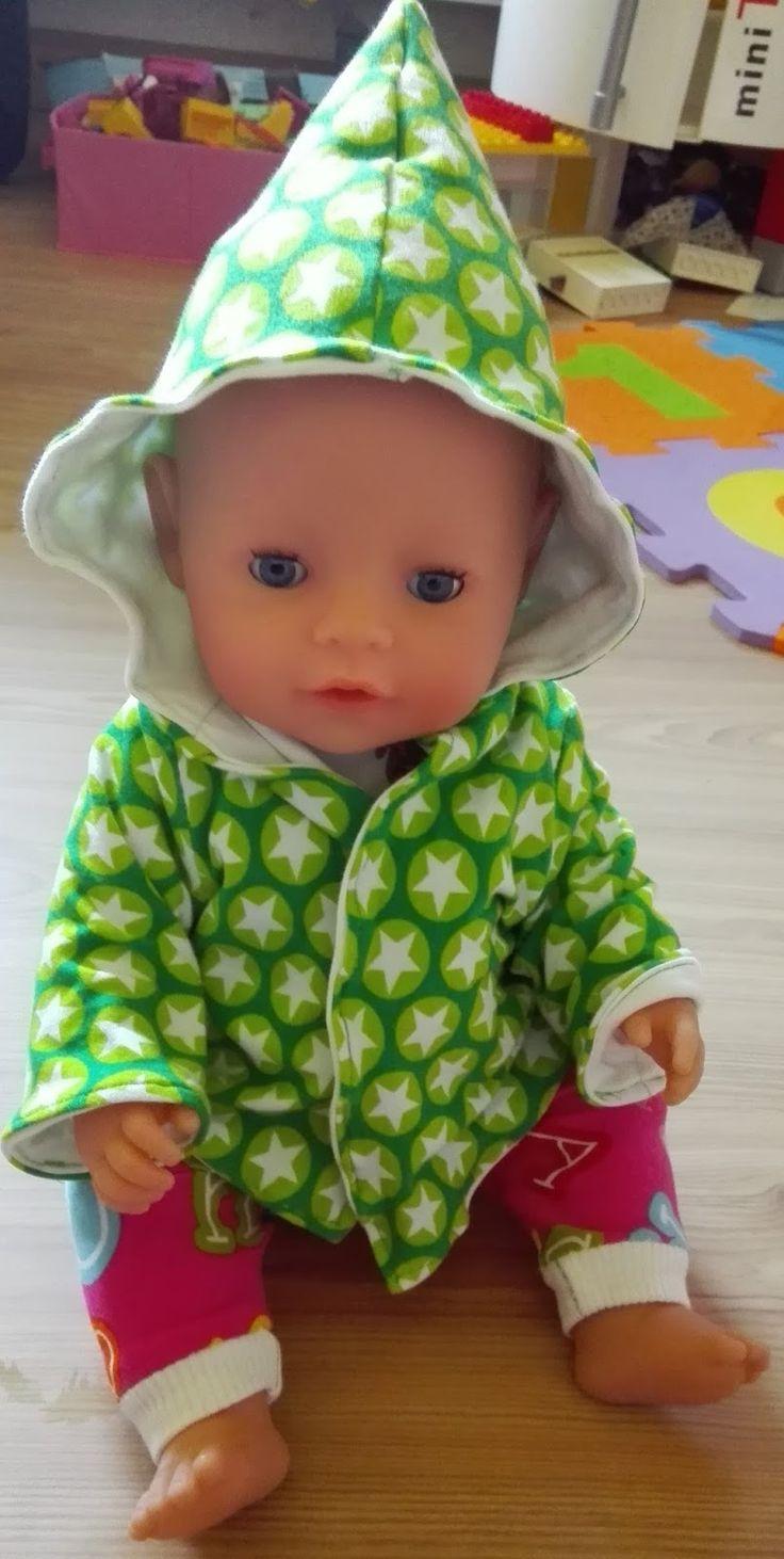 Zipfeljacke Baby Born