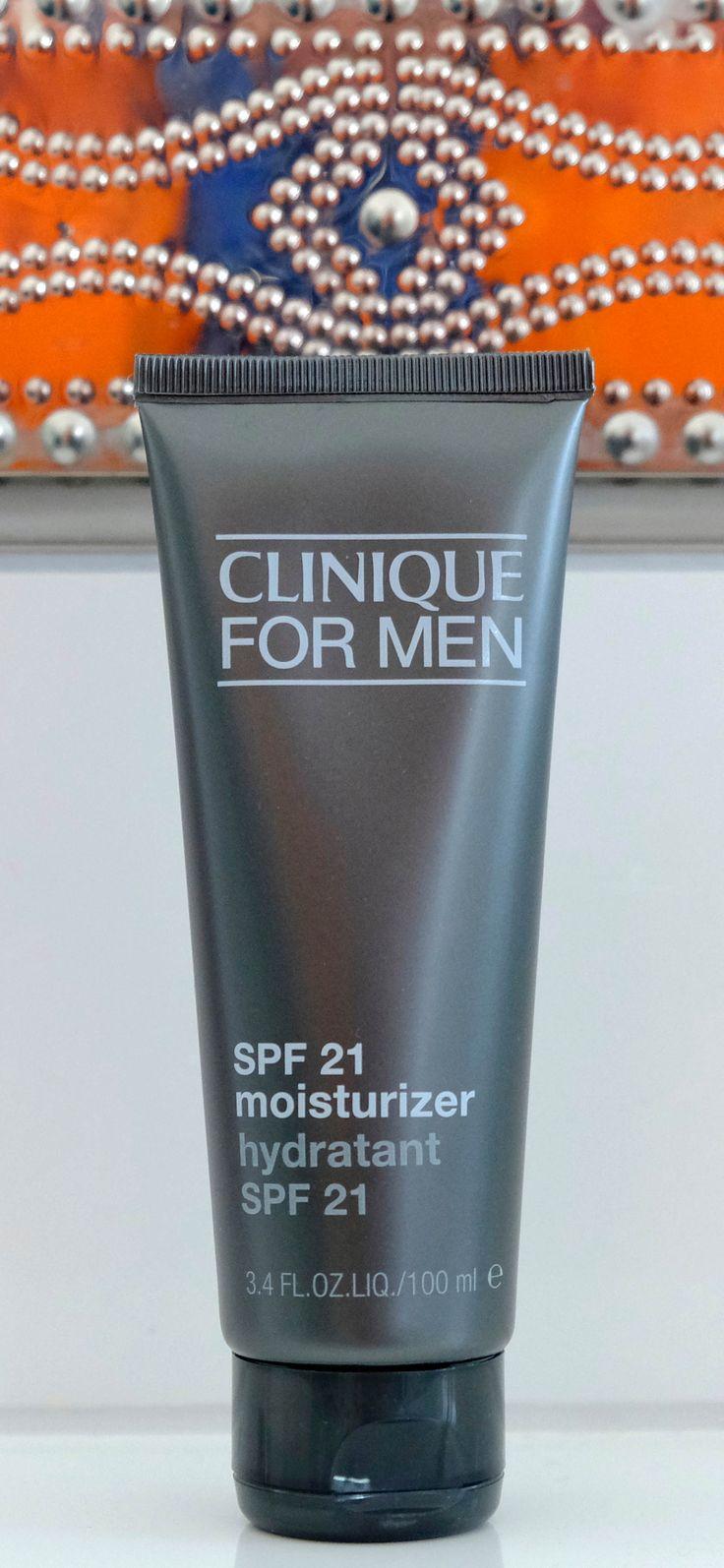 Clinique Moisturizer Perfekt SPF 21 •Erfahrungsbericht • Kosmetik für Männer